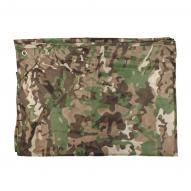 "Camo Clothing Tarpaulin, ""Tarp"", operation-camo, ca. 200 x 300 cm"