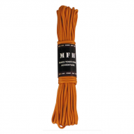 MILITARY PARACORD, 15 meters, Orange