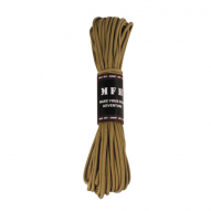 MILITARY PARACORD, 15 meters, tan