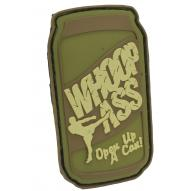 Patch Whoop Ass (Tan)