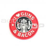 Patch Guns and Bacon 3D