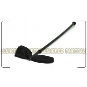 "Squeegee Straight Shot 14"" black Click to view the picture detail."