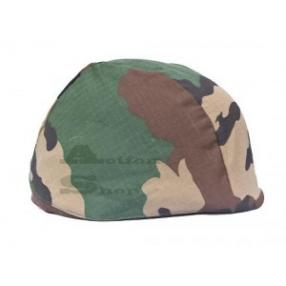 PBS Helmet Cover with Cat Eye (Woodland) Click to view the picture detail.