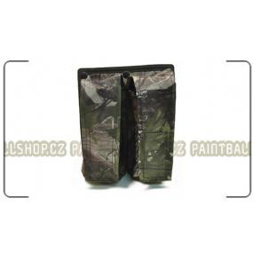 Double Pod Pouch for Vest Jungle - closeout Click to view the picture detail.