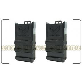 FAZ MAG for T8 / T8.1 Mags (2 per pack) (BLK) Click to view the picture detail.