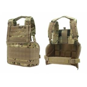 PBS Chest Rig 2013 (Multi Camo) Click to view the picture detail.