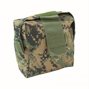 Molle Medic Pouch Digital Camo Click to view the picture detail.