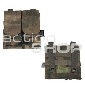MFH MOLLE Magazine double pouch AR15, AT-FG Click to view the picture detail.