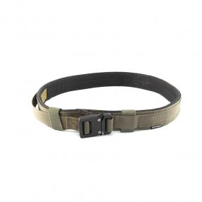 Hard 1.5 Inch (38mm) Shooter Belt - FG, size L Click to view the picture detail.