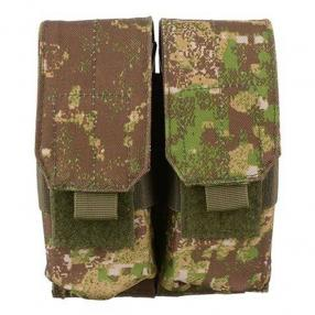 Double Pouch for M4/M16 Magazines - GZ Click to view the picture detail.