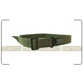 PBS Riggers Belt Dark Green Click to view the picture detail.