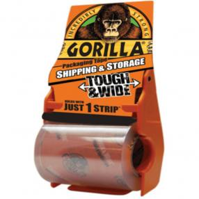 Gorilla Packaging Tape 72mm x 18m Click to view the picture detail.