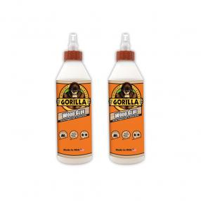 Gorilla Wood Glue 532ml (2pcs) Click to view the picture detail.