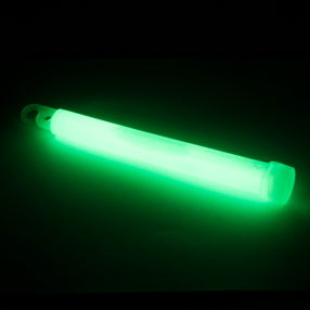 "PBS Glow Stick 6""/15cm, green Click to view the picture detail."