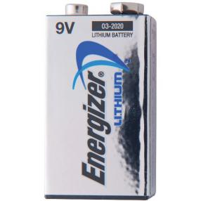Battery Energizer Lithium Ultimate 9V Click to view the picture detail.