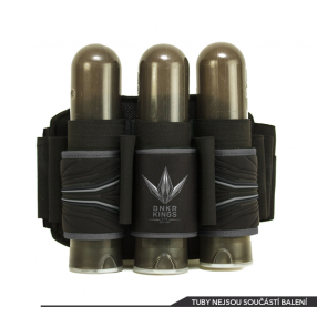 Bunker Kings Supreme Nano 3pack Stealth Gray Click to view the picture detail.