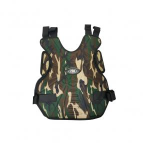 PBS Chest Guard (Woodland) Click to view the picture detail.