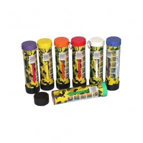 Smoke Grenade with piezoelectric igniter Click to view the picture detail.