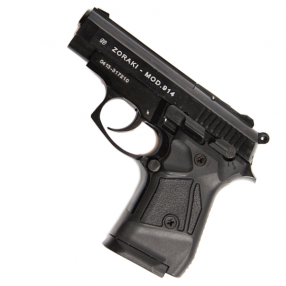 Blank pistol Zoraki 914 AUTO black, 9mm PAK | Paintballshop cz