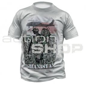 T-shirt Afganistan Tan Click to view the picture detail.