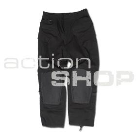 Mil-Tec MCU Tactical Pants (Black) Click to view the picture detail.