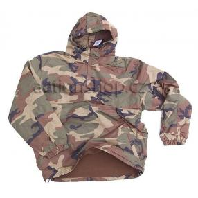 Mil-Tec Combat Anorak woodland Click to view the picture detail.