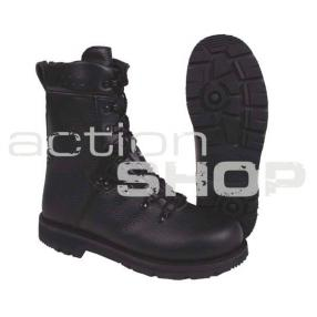 "MFH BW Combat Boots Mod ""2000"", Black Click to view the picture detail."