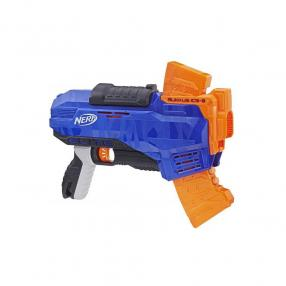 Nerf Elite Rukkus ICS-8 (10 XP) Click to view the picture detail.