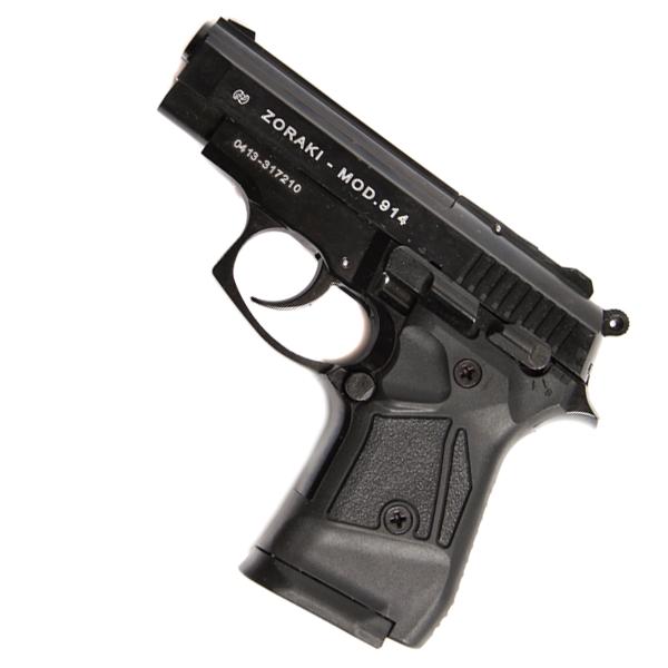 blank pistol zoraki 914 auto black 9mm pak paintballshop cz rh paintballshop cz Zoraki 925 Mod Set Blank Gun Zoraki 918