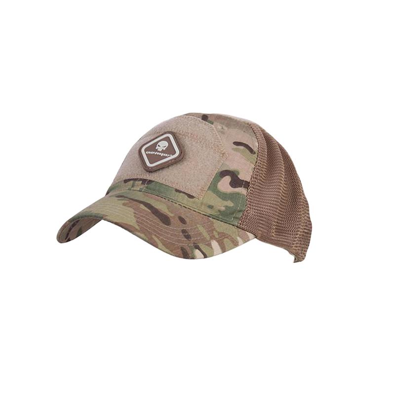 8ed66e68397 Vojenská čepice - kšiltovka se síťkou - Multicam Kliknutím zobrazíte detail  obrázku.